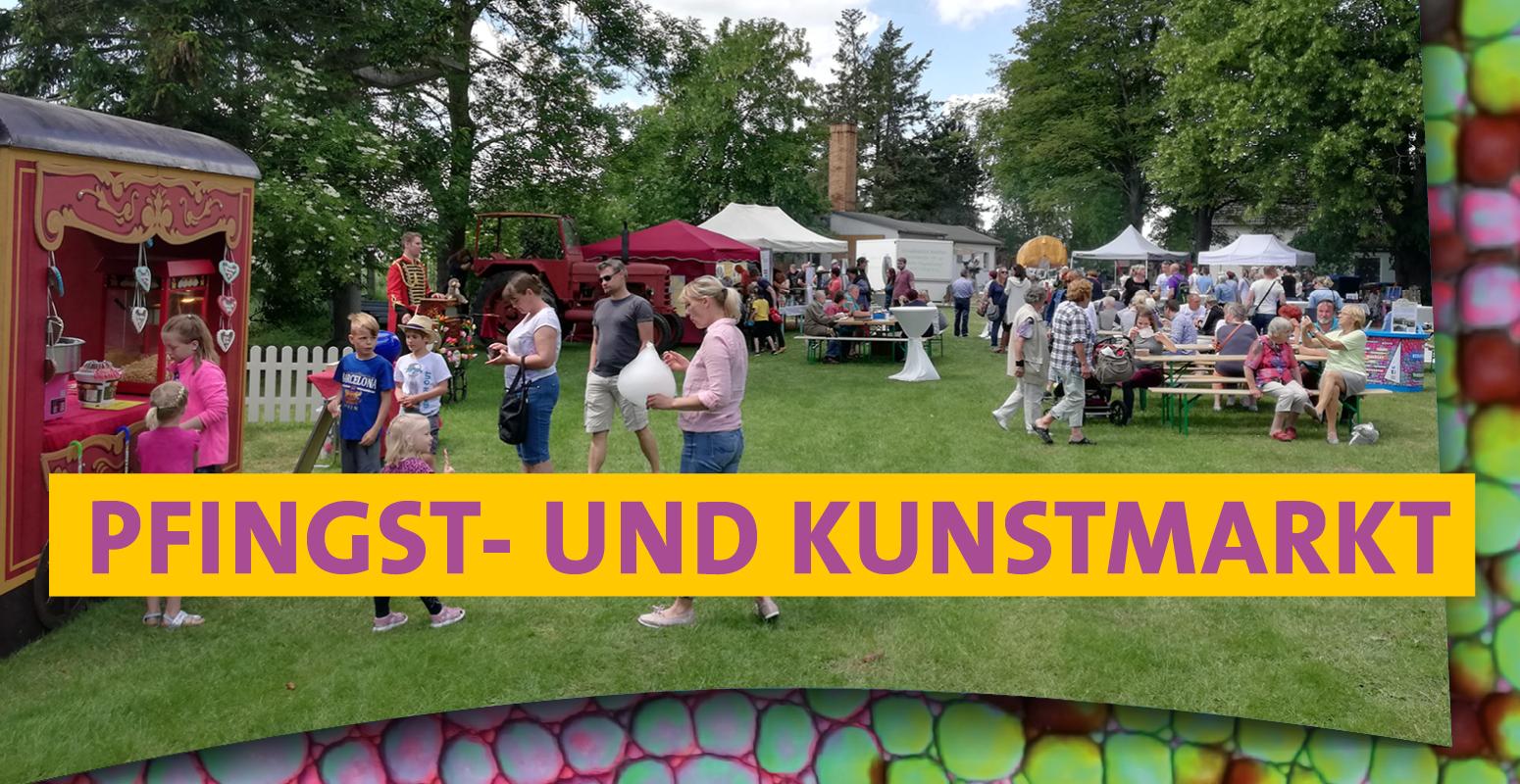 Pfingst- und Kunstmarkt