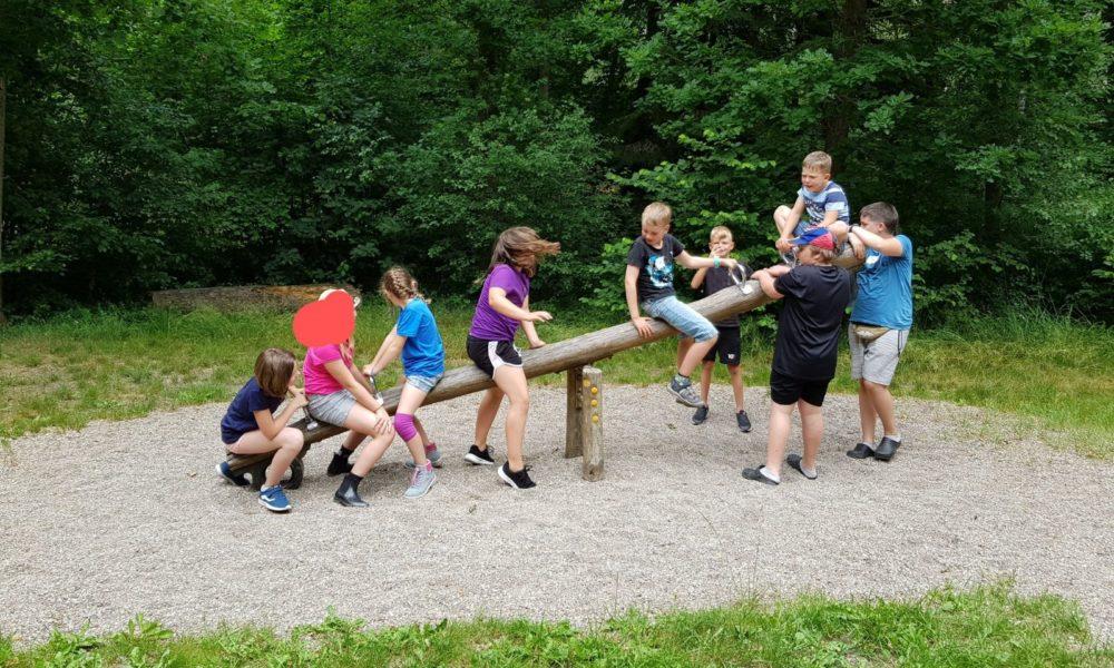 Kindercamp 1 - Wald Bremerhagen