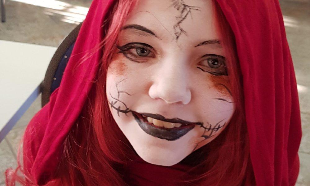 Schminken Halloween II