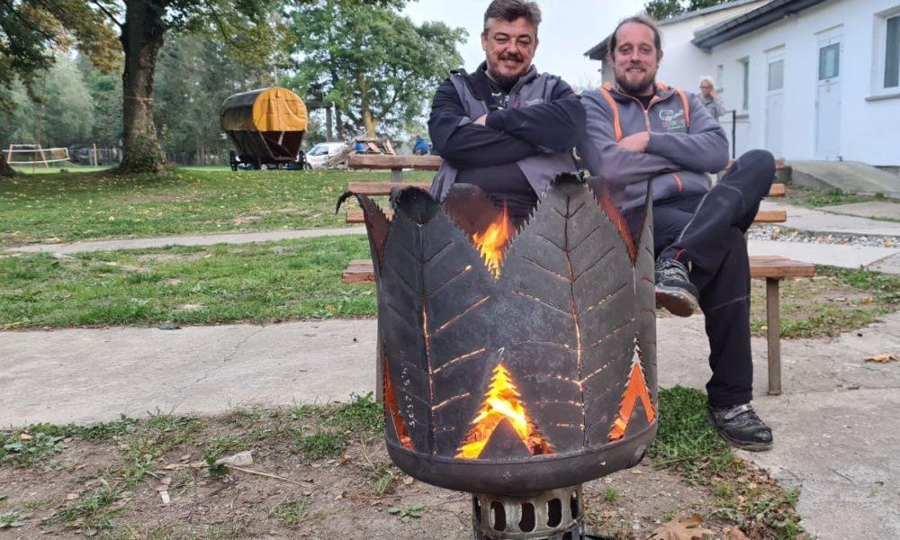 chill und grill am Feuer 03102020