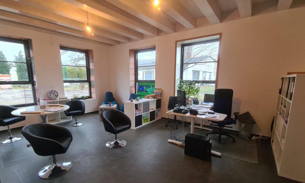 TeamAmbulant+Büro Erziehungberatungsstelle Cathi+News für die HP + Ulrike Vogel