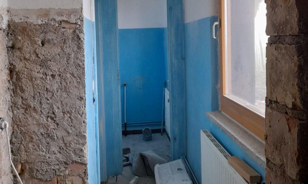 Küche Nebenräume Sanierung